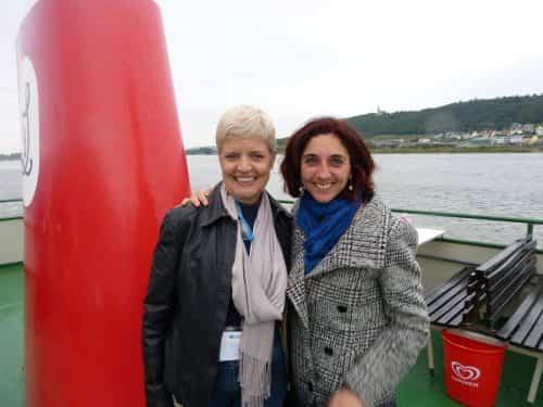 Como você está? Drª Elizabeta Agata e Drª Patricia Mentges projetoescoliose