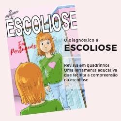 SOLICOMIC MENINA COM ESCOLIOSE CAPA DE REVISTA