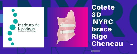banner nyrc brace colete 3D