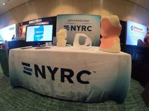 NYRC 3D Brace