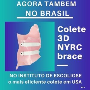 Colete 3D NYRC Brace