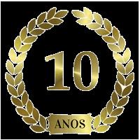 10 anos instituto de escoliose